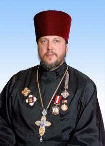 Ректор ВДС, протоієрей Рустік Капауз