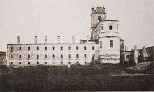 Домініканський монастир в Луцьку