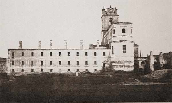 Історія будівлі ВДС