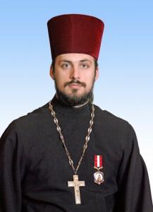 Священик Дмитро Теравський