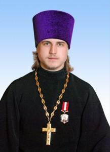 Священик Тарасій Ладецький