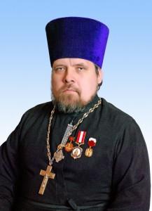 Священик Вадим Лебідь