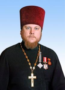 Протоієрей Олександр Богданов
