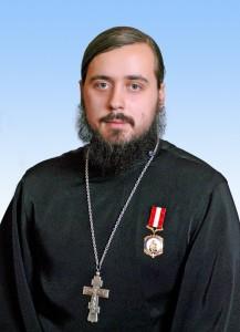 Священик Андрій Нікітіч