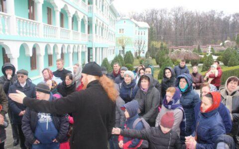 Соціальне паломництво до Вознесенського Банченського монастиря