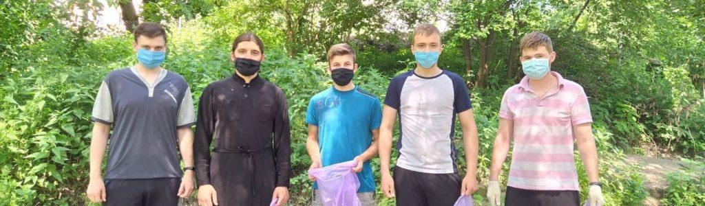 """Студенти ВДС долучилися до загальноміської екологічної акції """"Чистоліто-2020"""""""