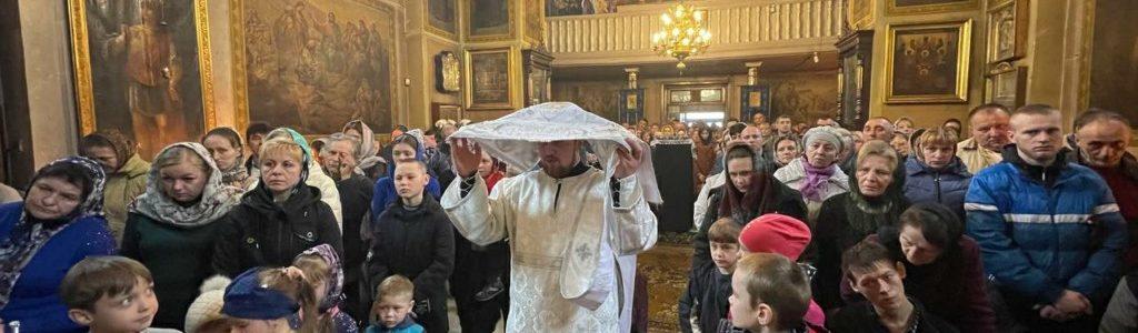 Єпископ Афанасій здійснив священницьку хіротонію студента ВДС