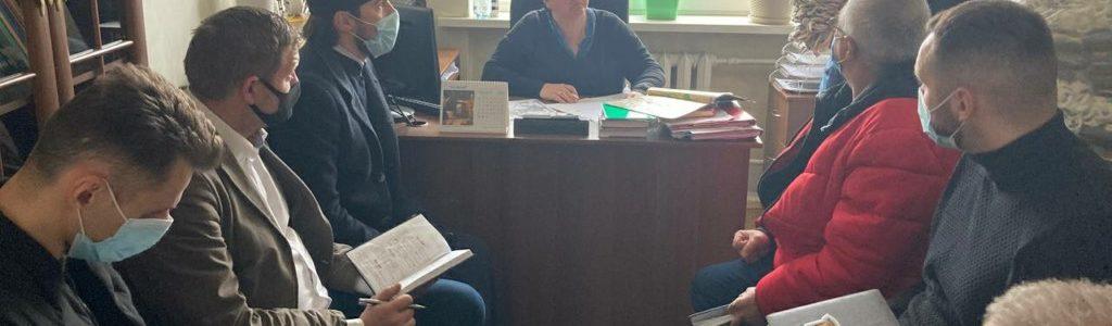 Представник ВДС взяв участь у нараді Відділу екології м. Луцька