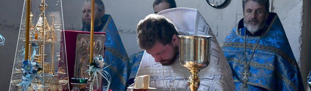 На Благовіщення звершено ієрейську хіротонію над студентом ВДС