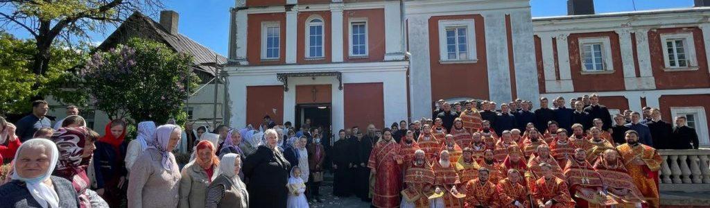 Престольне свято Волинської духовної семінарії (ФОТО)