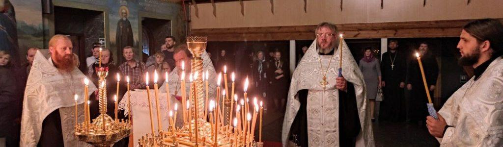 Помолились за упокій новопреставленого митрополита Варфоломія – першого ректора відродженої Волинської духовної семінарії